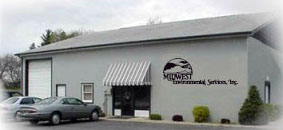 Brownstown, Indiana Office of Midwest Environmental Services