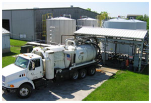 Charlestown, Indiana Facility of Midwest Environmental Services